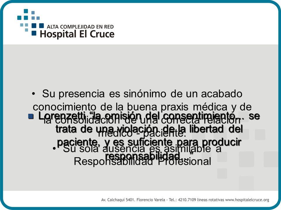 Su presencia es sinónimo de un acabado conocimiento de la buena praxis médica y de la consolidación de una correcta relación médico - paciente. Su sol
