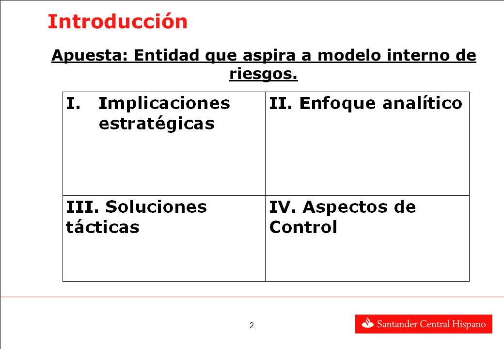 3 I.Implicaciones estratégicas. n Cambio en el modelo de gestión.