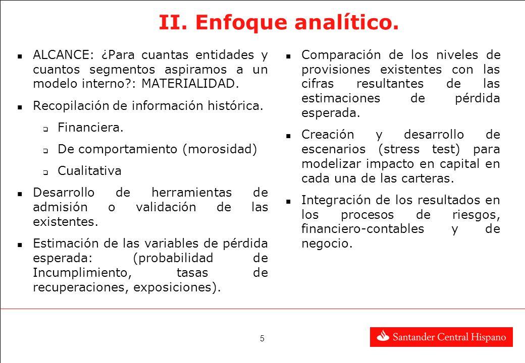 6 III y IV.SOLUCIONES TÁCTICAS para llegar a un Modelo estratégico de Gestión Global del Riesgo.