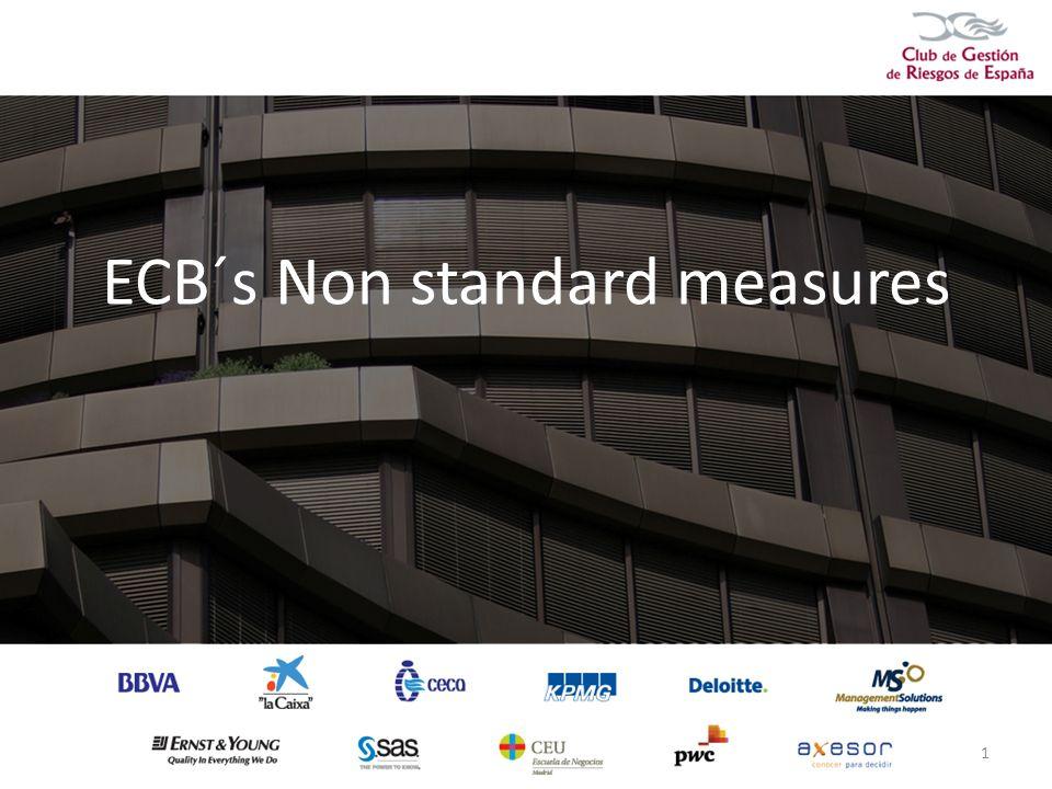 ECB´s Non standard measures 1