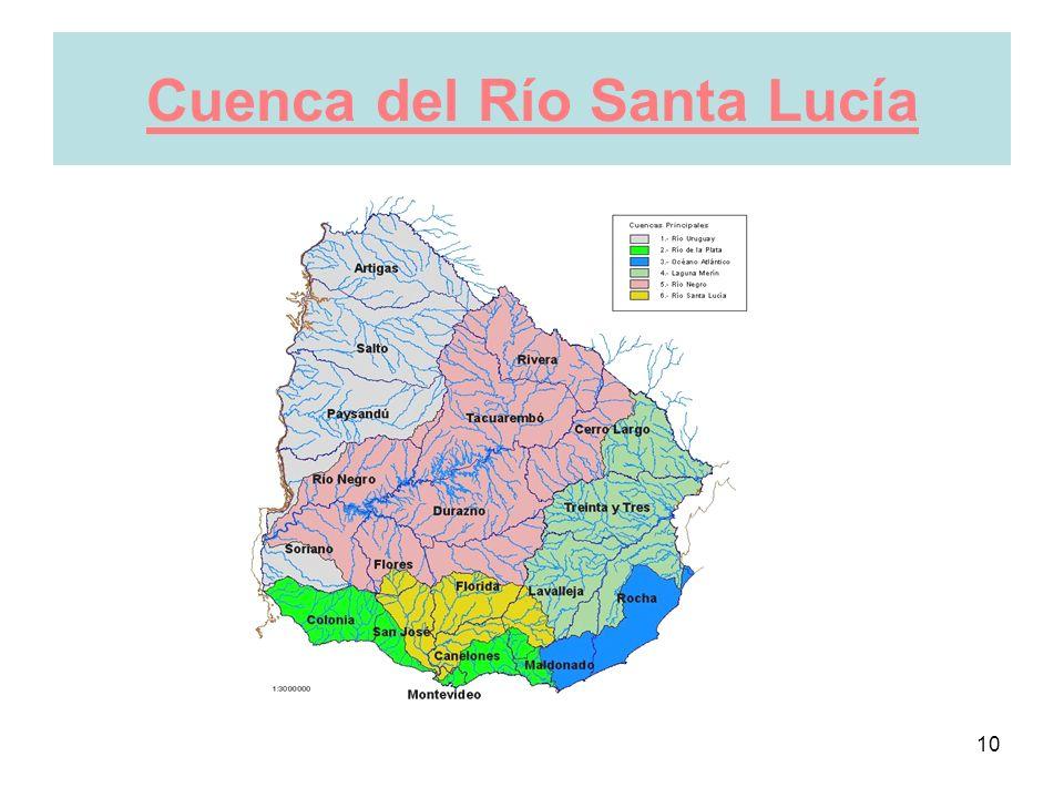 10 Cuenca del Río Santa Lucía
