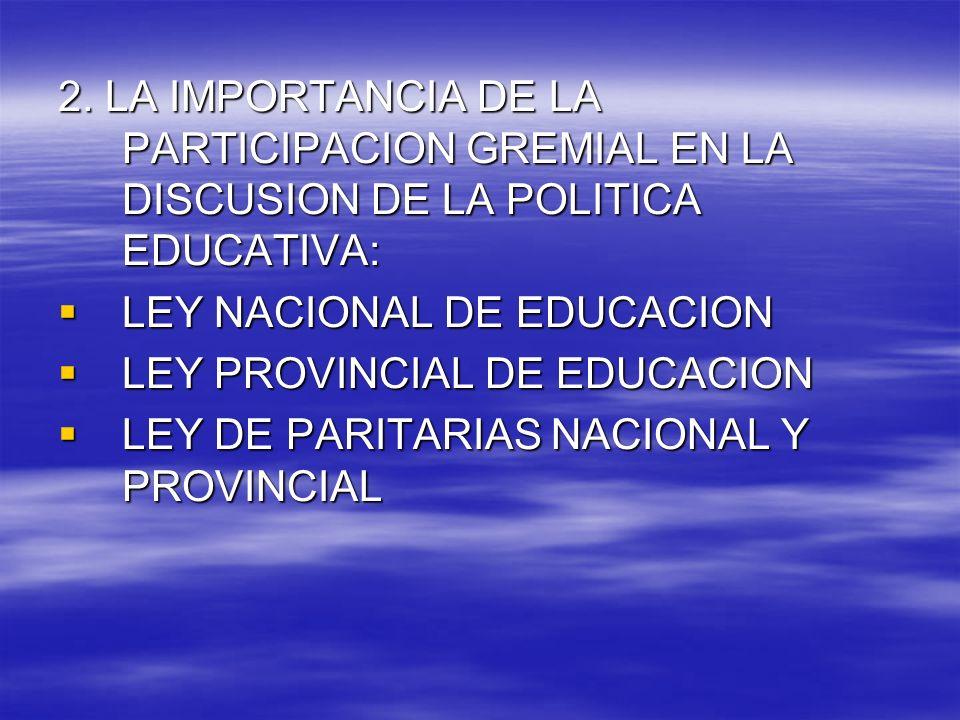 3. LA EDUCACION COMO HECHO POLITICO ESCUELA Y PODER ESCUELA Y PODER
