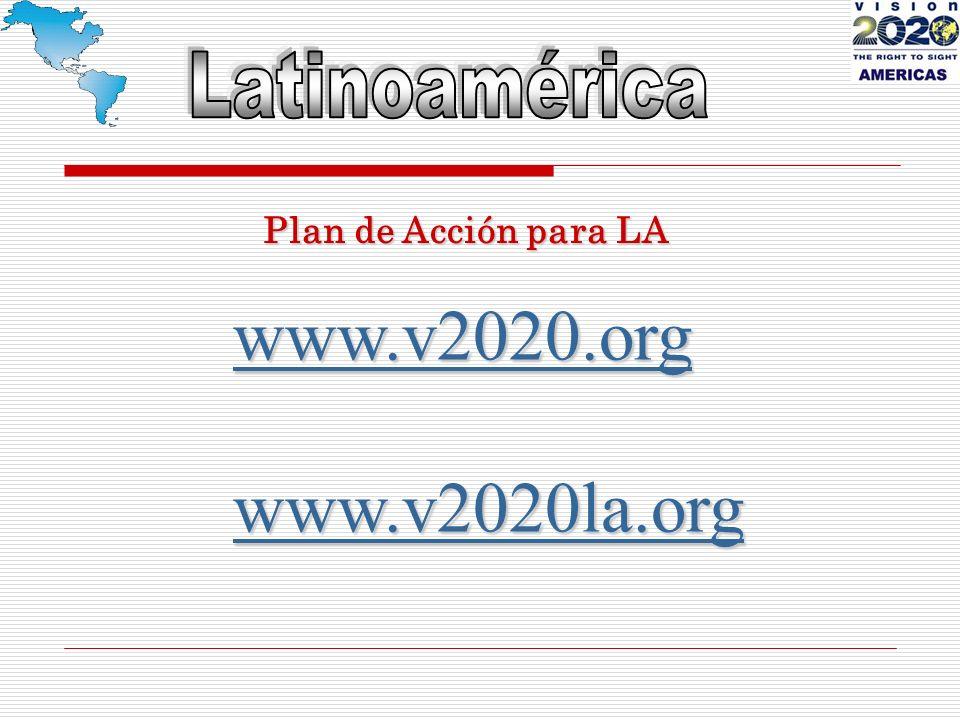 www.v2020.org www.v2020la.org Plan de Acción para LA