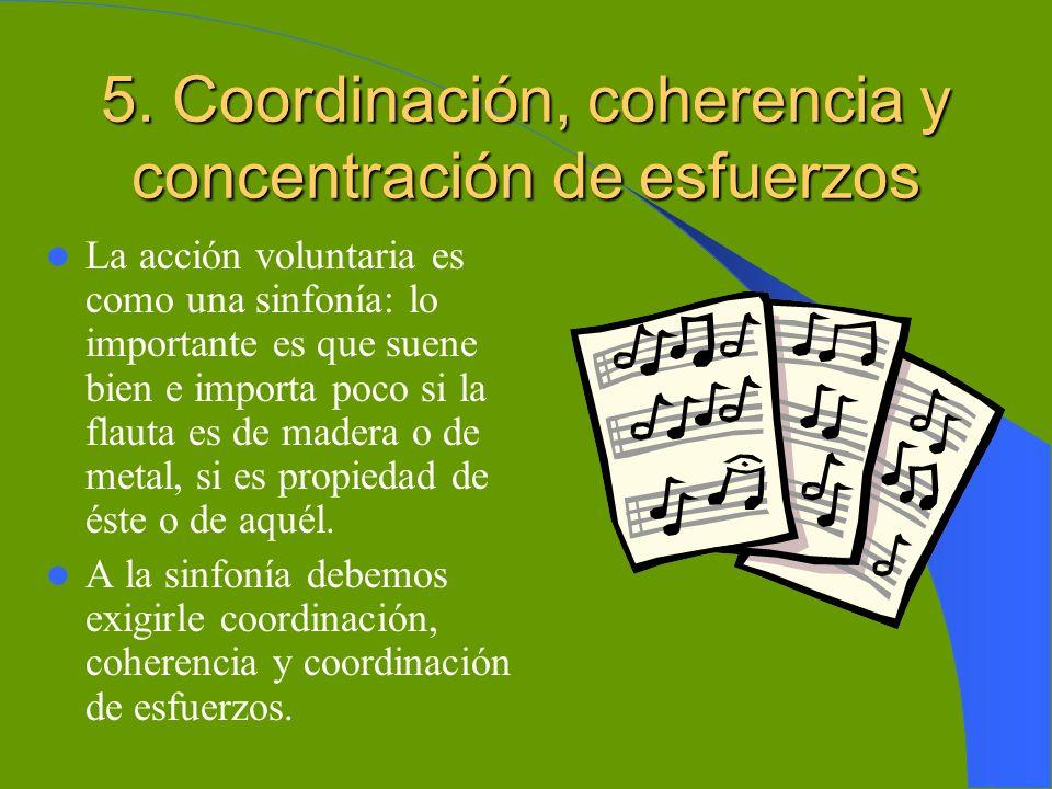 4. Relación con la administración pública El voluntariado no es una coartada para desmantelar los compromisos del estado, sino más bien para reclamarl