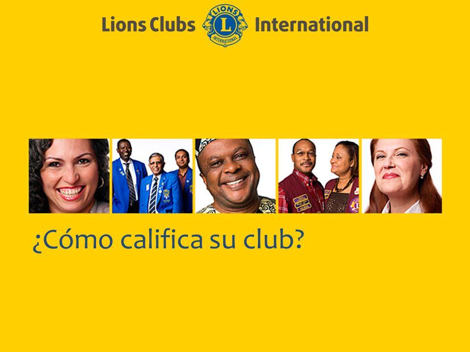 ¿Cómo califica su club?