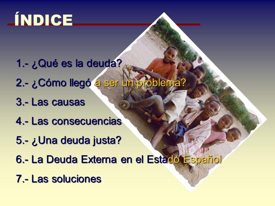 ALGUNAS ESTRATEGIAS SOCIALES COMPRA DE PARTE DE UNA DEUDA … - a través de asociaciones sin ánimo de lucro - ¡¡¡ Y BIEN INFORMADO!!.