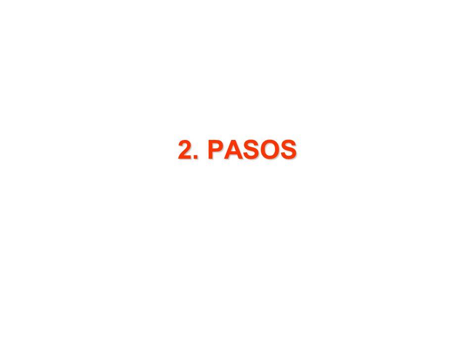 2. PASOS