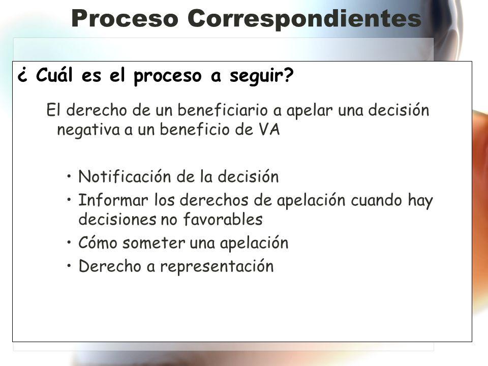¿ Cuál es el proceso a seguir.