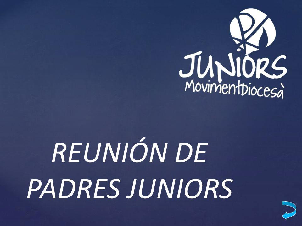 REUNIÓN DE PADRES JUNIORS