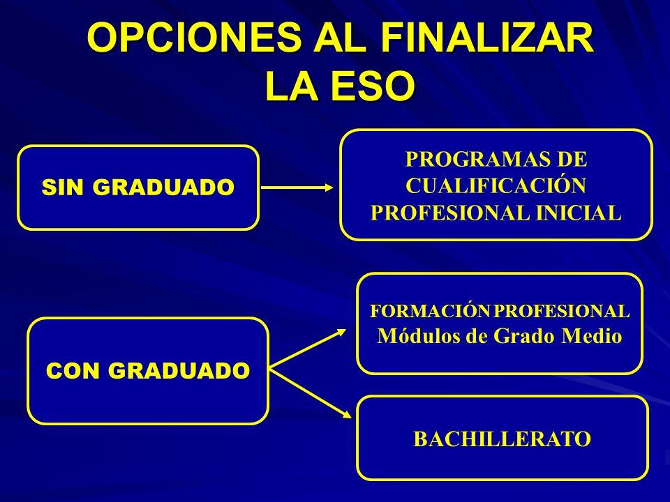 TITULACIÓN TITULACIÓN Para la obtención del Título de Graduado en Educación Secundaria Obligatoria se requerirá haber superado todas las asignaturas cursadas en los cuatro años de la etapa.
