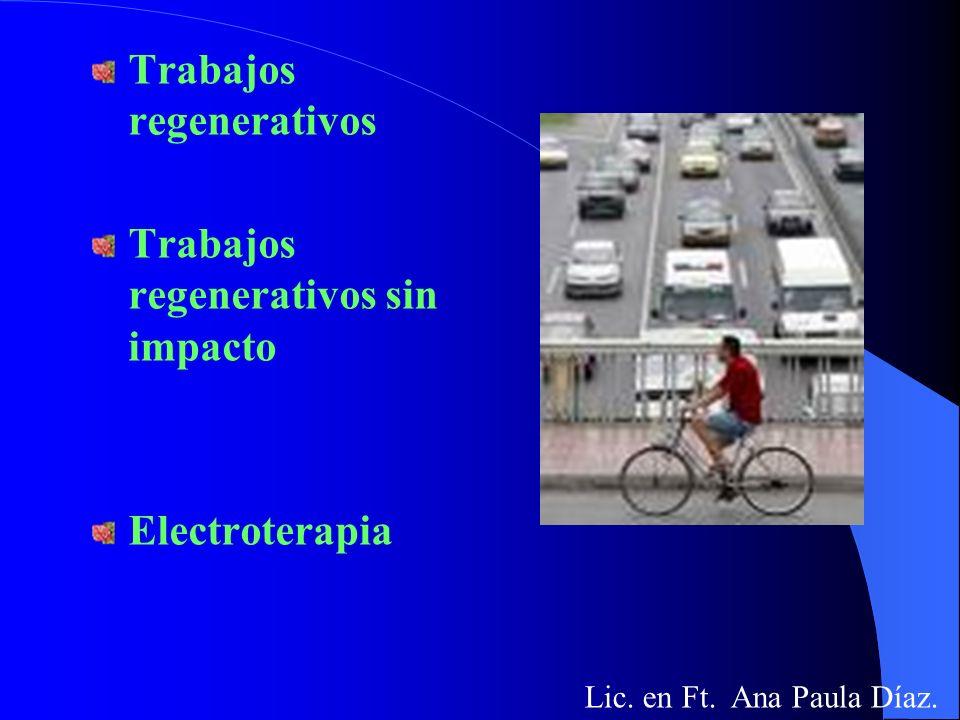 Medios de restablecimientos de la capacidad de trabajo. Hidroterapia: Crioterapia Termoterapia Hidromasaje Masajes Lic. en Ft. Ana Paula Díaz.