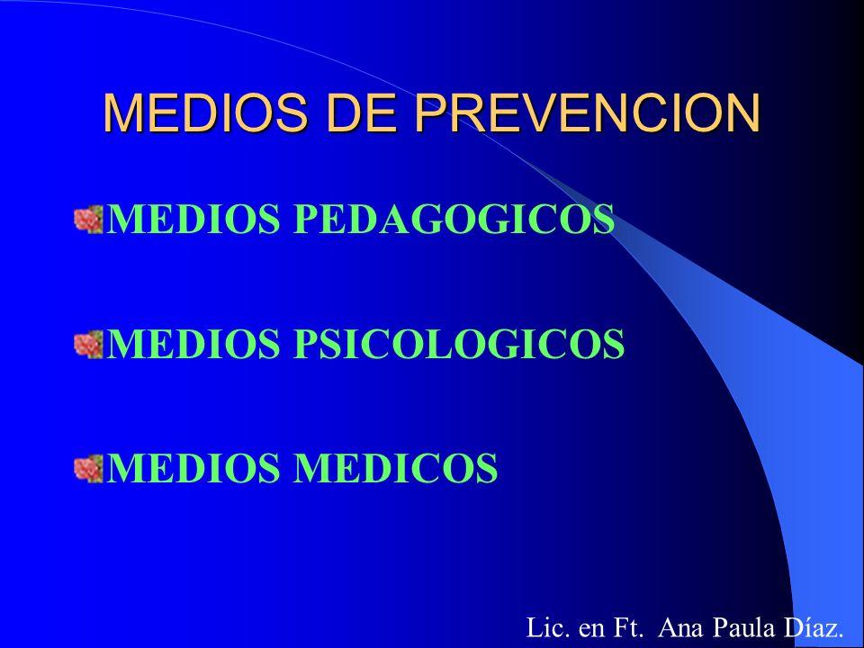 Primer nivel de atención en salud a los deportistas ÁREAS FORMATIVA METODOLOGICA Lic. en Ft. Ana Paula Díaz.