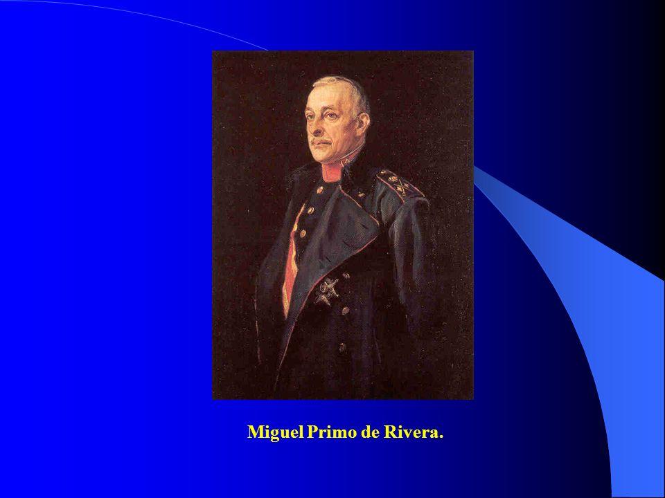 2. Los factores del golpe de Estado. Primo de Rivera dio el golpe de Estado en Barcelona, el 13 de septiembre de 1923. No había rumores ni indicios lo