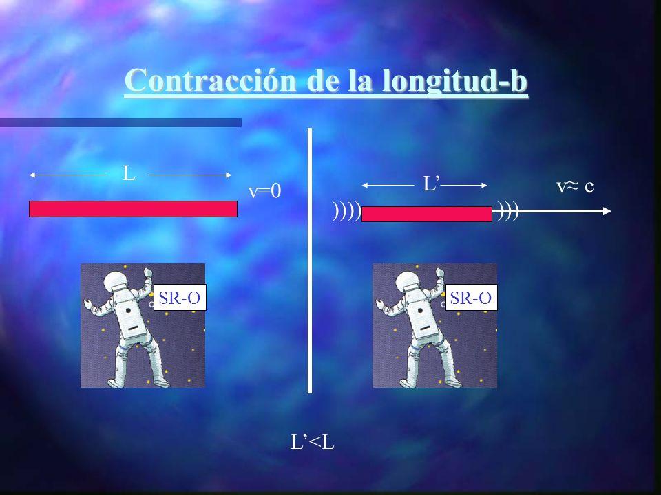 LA MASA A) SEGÚN LA MECÁNICA CLÁSICA La masa es constante para cualquier observador en reposo o en movimiento.
