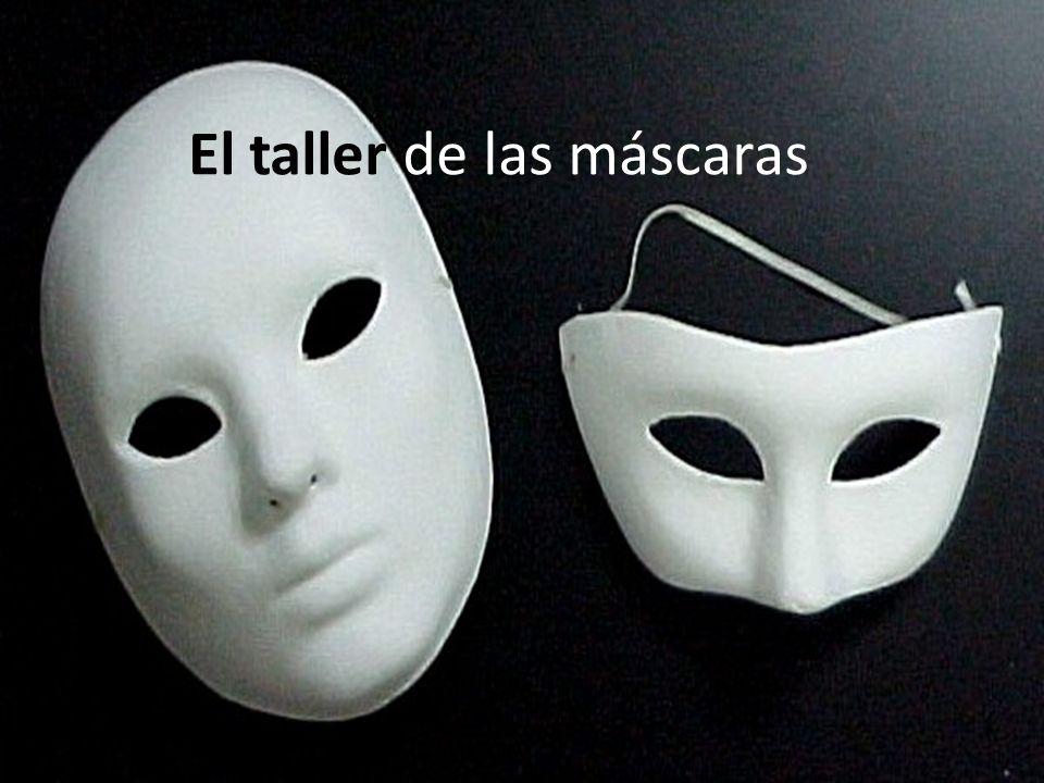 ¿Cómo es mi máscara.¿Me da miedo mostrarme como soy.