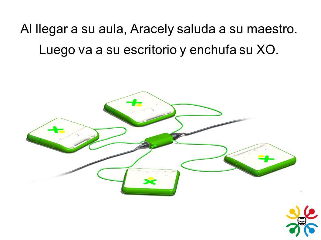 Planificacion: Infraestructura de Poder Hay poder disponible en las aulas y otras locaciones estratégicas El XO ha sido premiado por ser el laptop más eficiente del mundo.