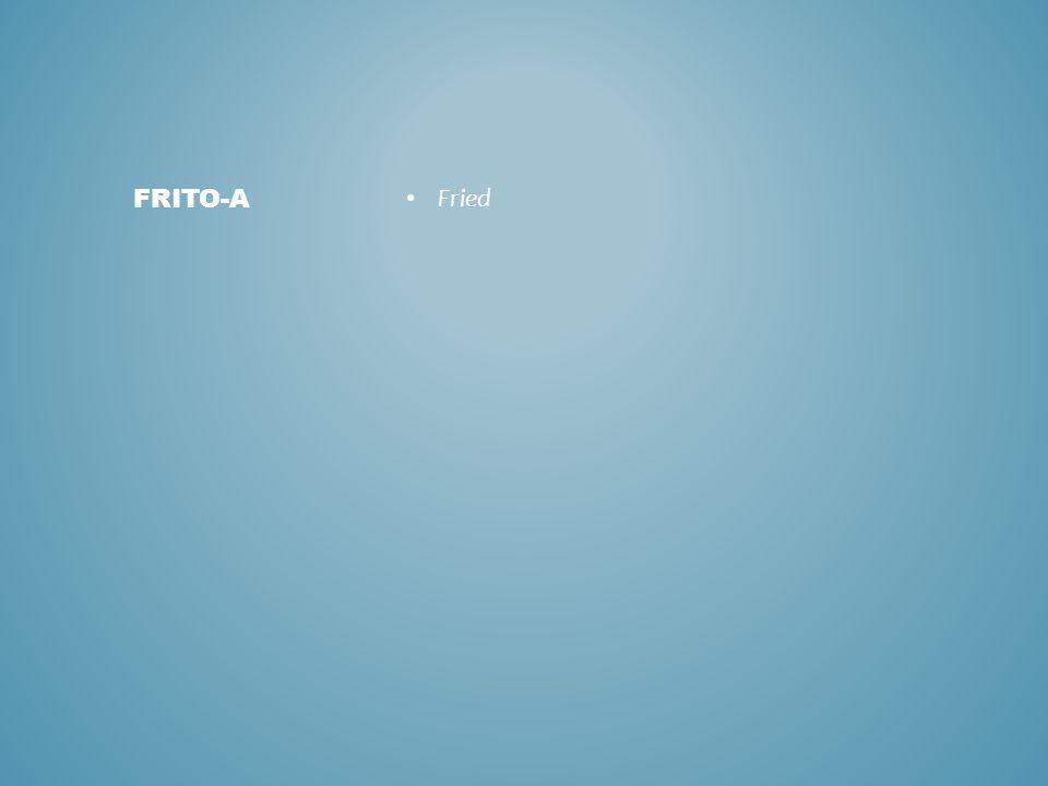 Fresh FRESCO-A