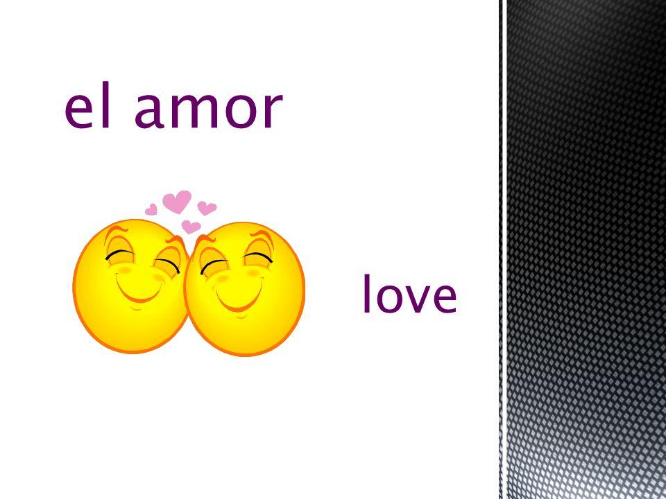 love el amor