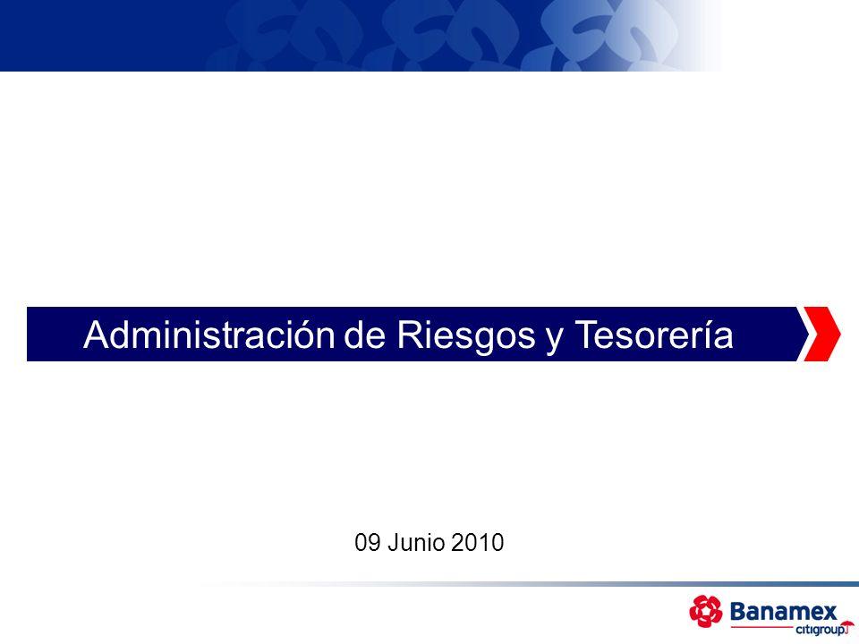 09 Junio 2010 Administración de Riesgos y Tesorería