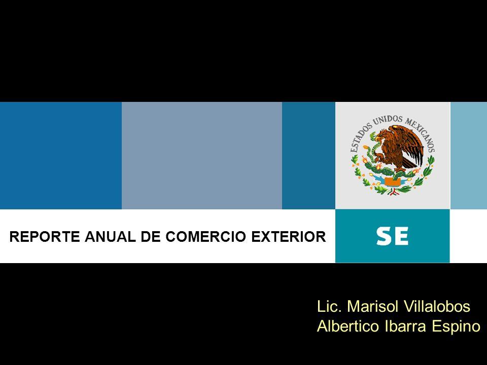 REPORTE ANUAL DE COMERCIO EXTERIOR Delegación Mexicali, Dirección de Promoción Febrero 2007 Mayo 2010 Lic.