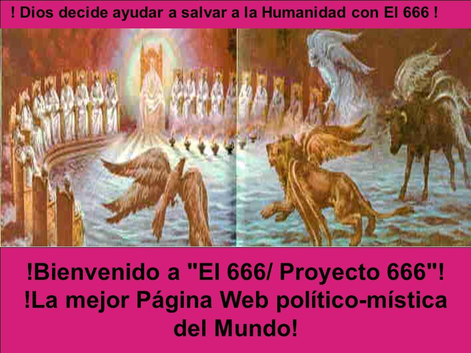 Cambio TODA LA SAGRADA VERDAD SOBRE LA POSIBILIDAD REAL DE PODER CONSTRUIR, UN PARAISO EN LA TIERRA CON EL 666 Y EL PROYECTO 666.