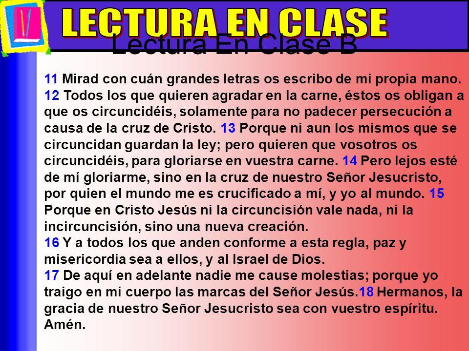LOS CRISTIANOS MANIFIESTAN EL ESPIRITU DE CRISTO MEDIANTE UN AMOROSO SERVICIO A LOS DEMAS ASI QUE,SEGUN TENGAMOS OPORTUNIDAD, HAGAMOS BIEN A TODOS, Y MAYORMENTE A LOS DE LA FAMILIA DE LA FE.