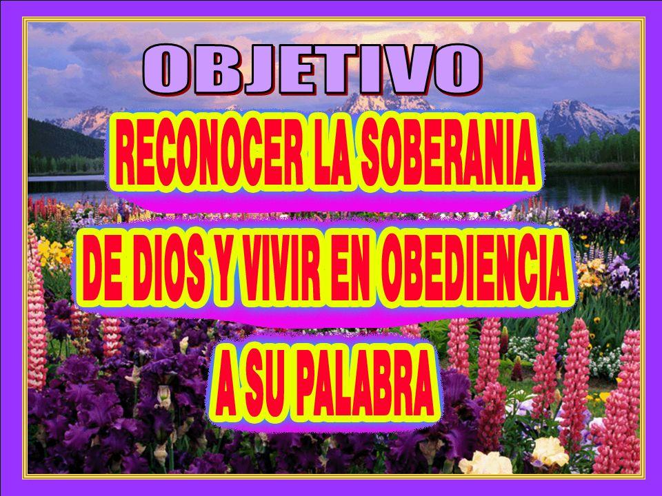 Dios Es Soberano A 1 Palabra de Jehová que vino a Jeremías, diciendo: 2 Levántate y vete a casa del alfarero, y allí te haré oír mis palabras.