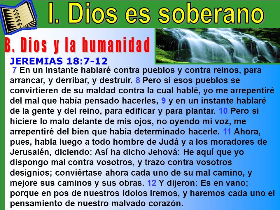 Dios Juzgara A 13 Por tanto, así dijo Jehová: Preguntad ahora a las naciones, quién ha oído cosa semejante.