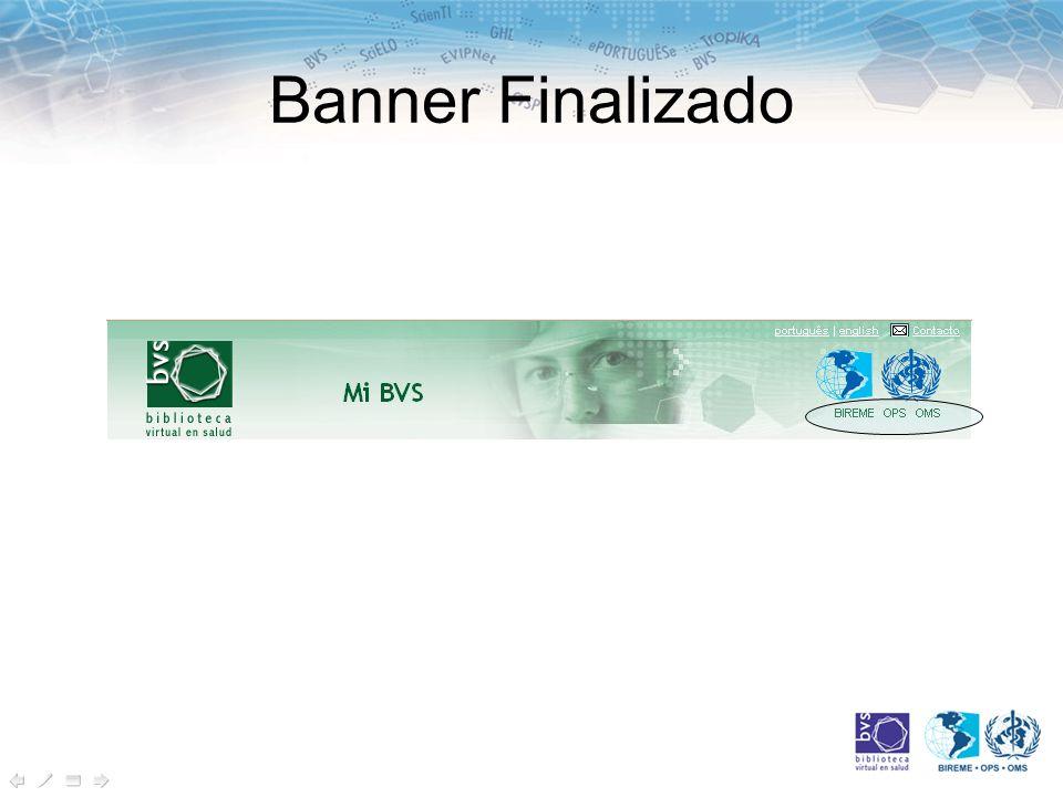 Banner Finalizado