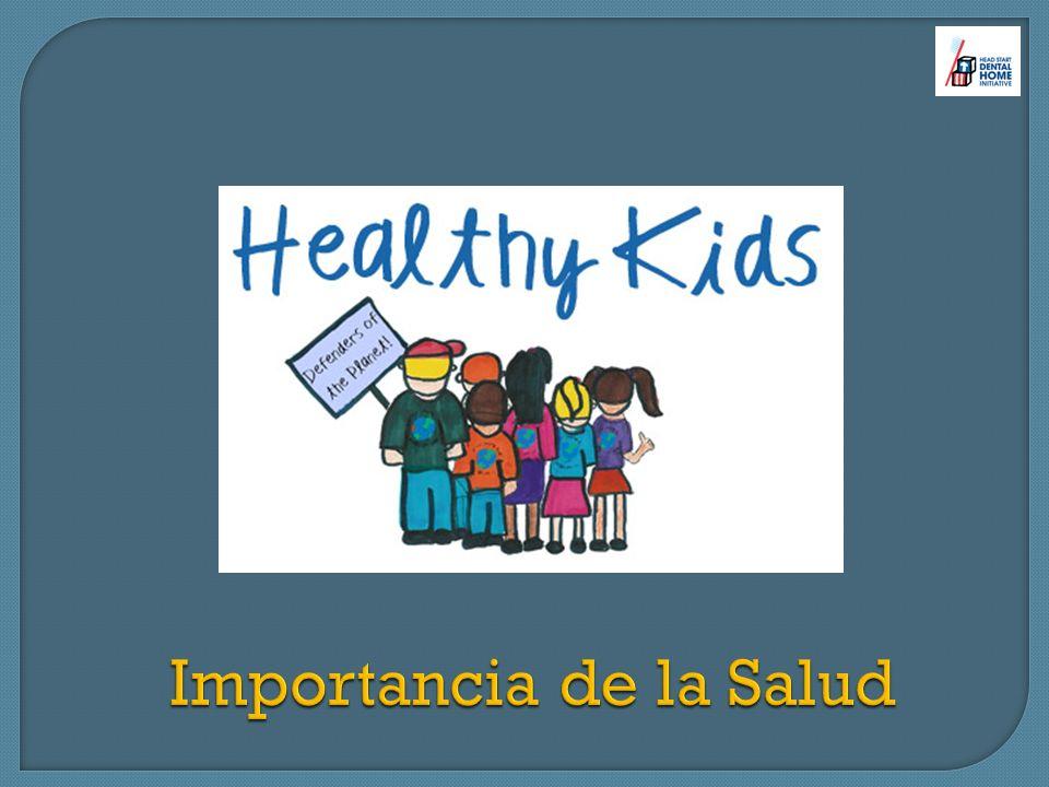 Salud Oral como parte de la Salud General