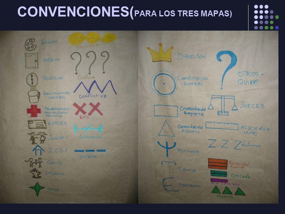 15/02/2014SOL MARTHA PEREZ-CETA14 CONVENCIONES( PARA LOS TRES MAPAS)