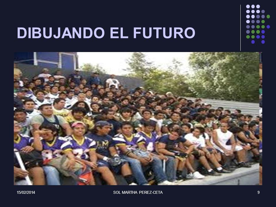 15/02/2014SOL MARTHA PEREZ-CETA9 DIBUJANDO EL FUTURO