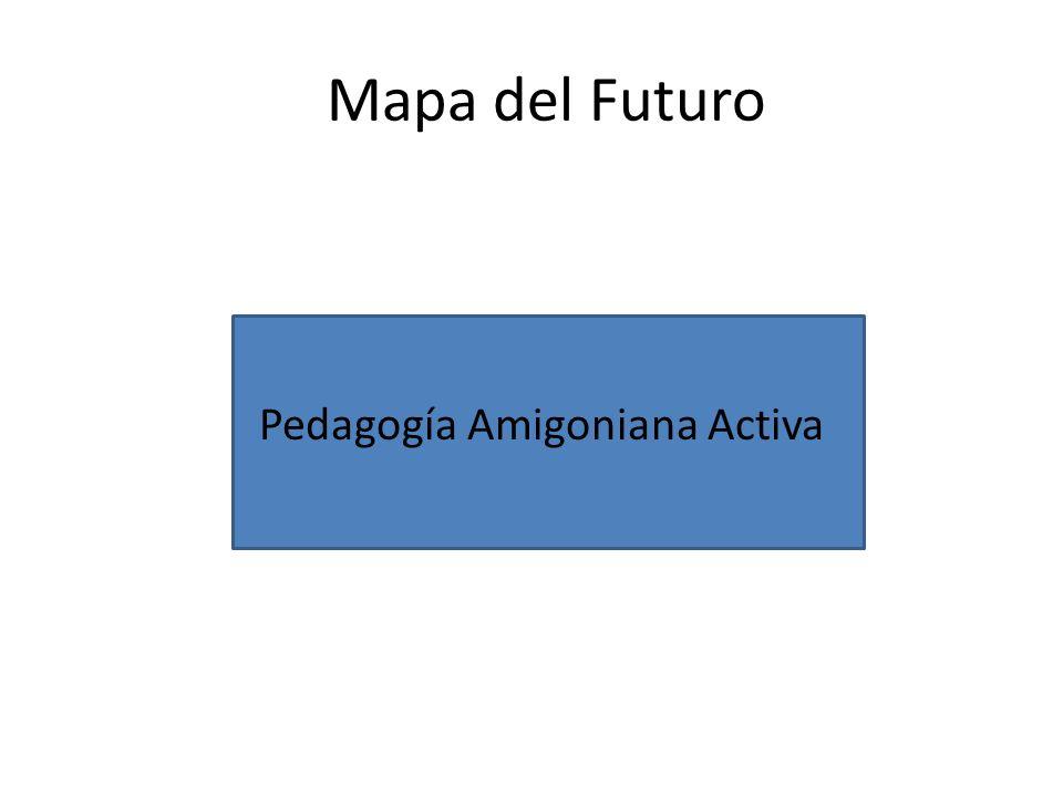 Mapa del Futuro Pedagogía Amigoniana Activa