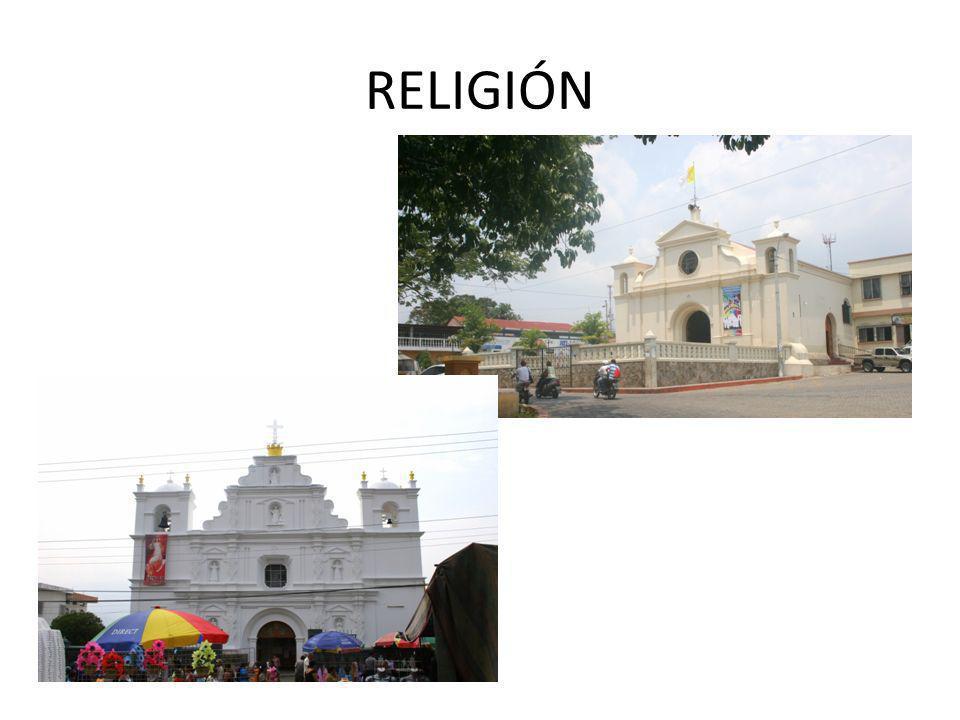Religión En la ciudad de Chiquimula, alrededor del 69% de la población profesa la fe católica, lo cual la convierte en la creencia predominante.