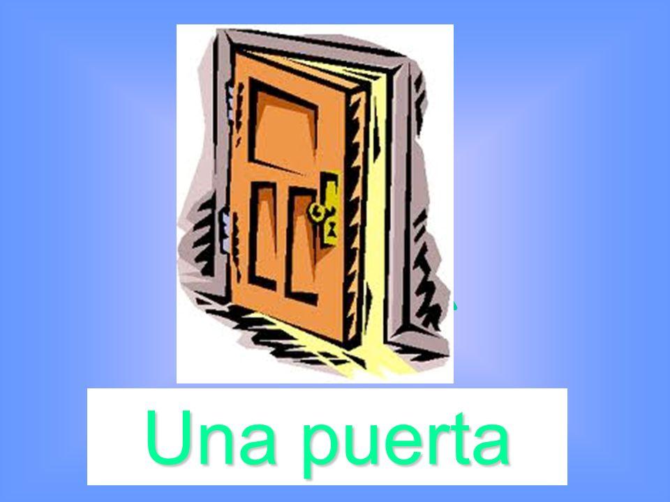 Una puerta