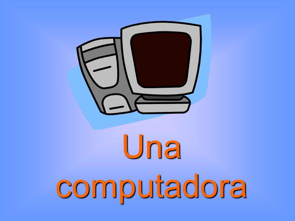 Una computadora