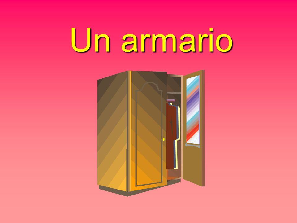 Un armario