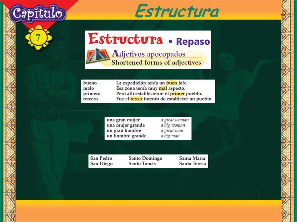 7 Estructura