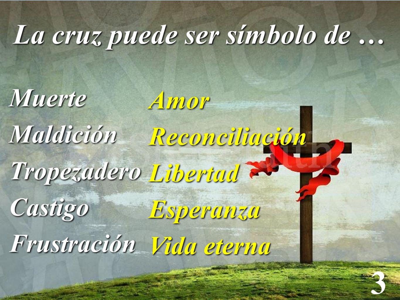 3 Muerte Maldición Tropezadero Castigo Frustración Muerte Maldición Tropezadero Castigo Frustración Amor Reconciliación Libertad Esperanza Vida eterna