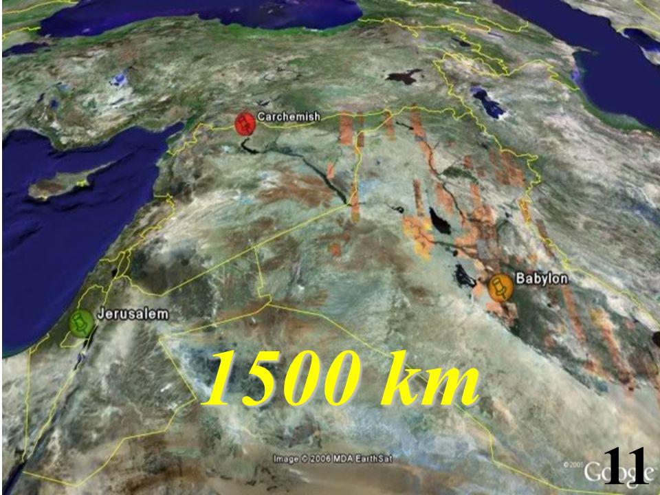 11 1500 km