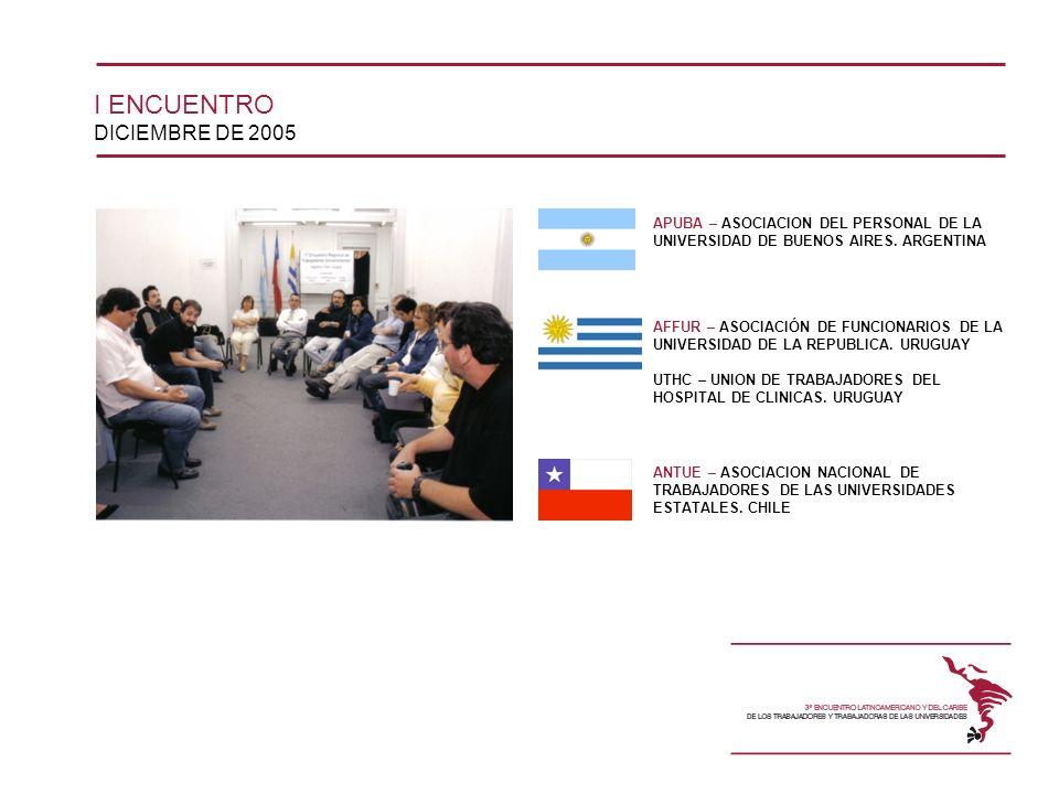 APUBA – ASOCIACION DEL PERSONAL DE LA UNIVERSIDAD DE BUENOS AIRES.