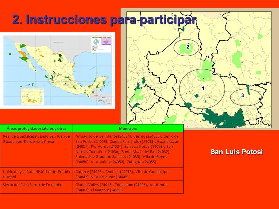 Áreas protegidas estatales y otrasMunicipio Real de Guadalcazar, Ejido San Juan de Guadalupe, Paseo de la Presa Armadillo de los Infante (24004), Cerr