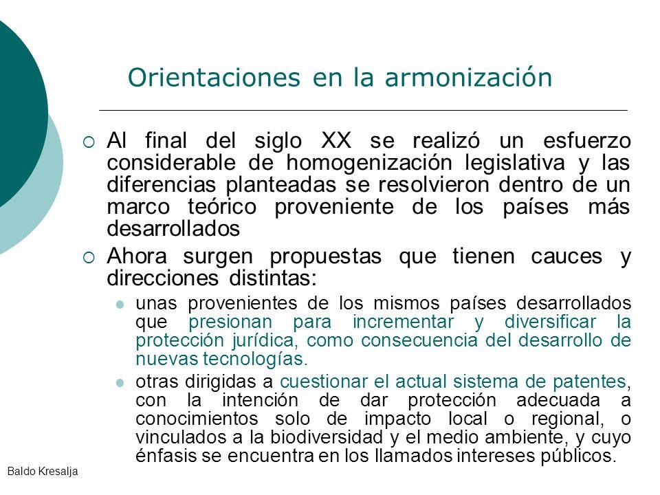 Al final del siglo XX se realizó un esfuerzo considerable de homogenización legislativa y las diferencias planteadas se resolvieron dentro de un marco