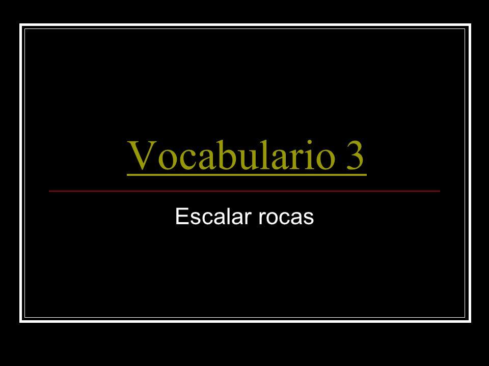 Más Vocabulario 4 To take place