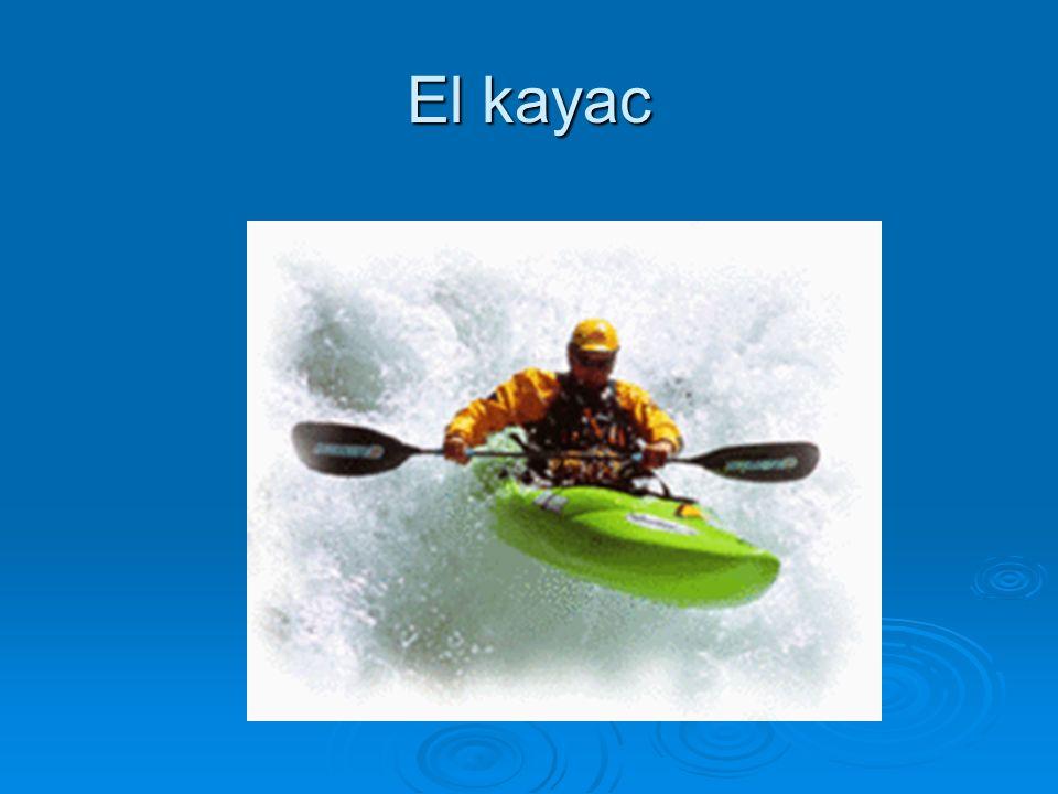 El kayac