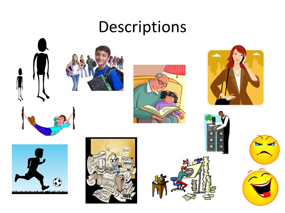 Descriptions