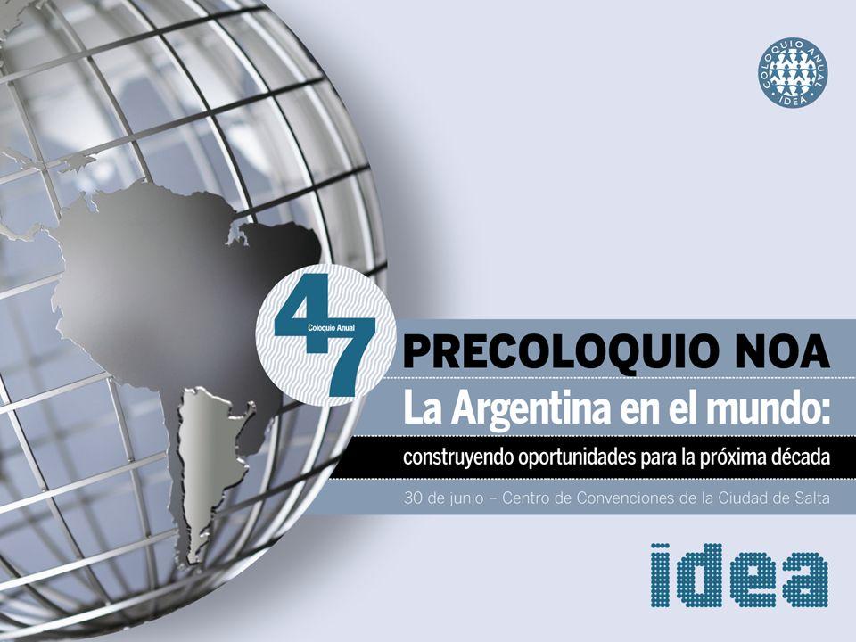 B.CRISIS INTERNACIONAL - Fracaso de las Políticas Adoptadas.