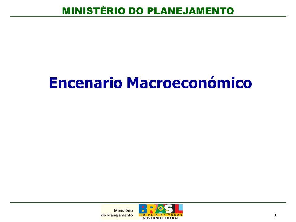 16 Programa de Aceleración del Crecimiento - PAC MINISTÉRIO DE PLANIFICACIÓN