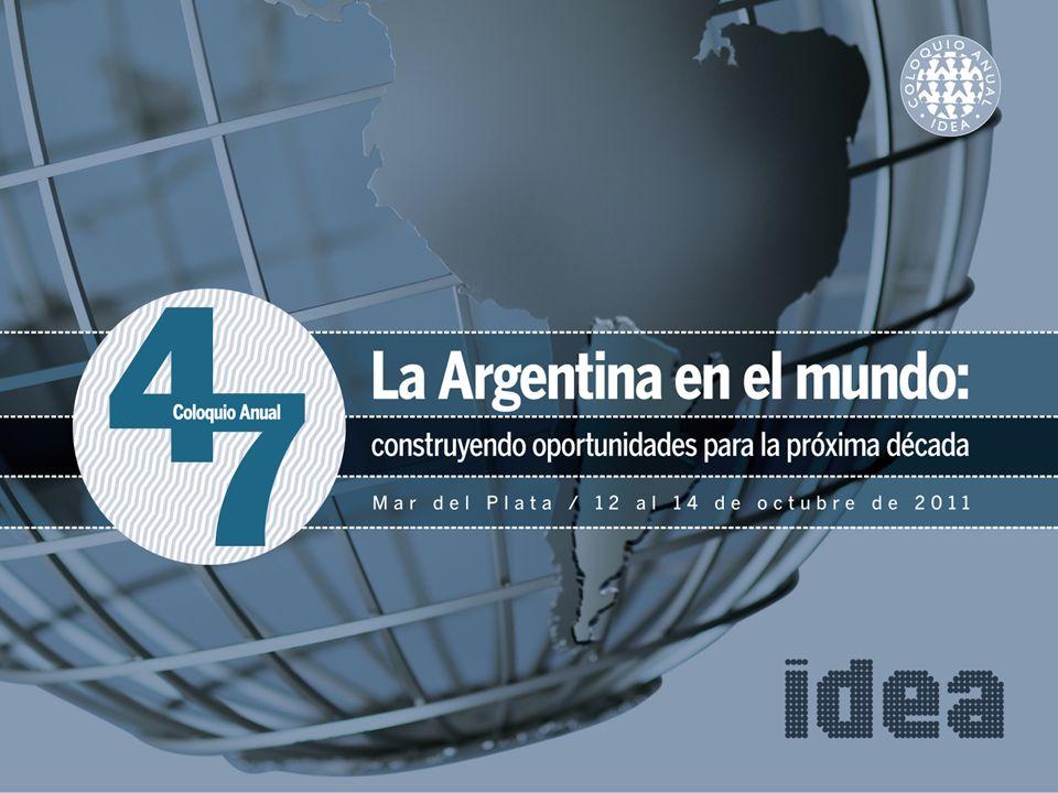 La agenda regional: Brasil y Estados Unidos Situación actual, perspectivas y su influencia en la región El Mercosur y La Argentina Bernardo Kosacoff Escuela de Negocios UTDT-Universidad de Buenos Aires