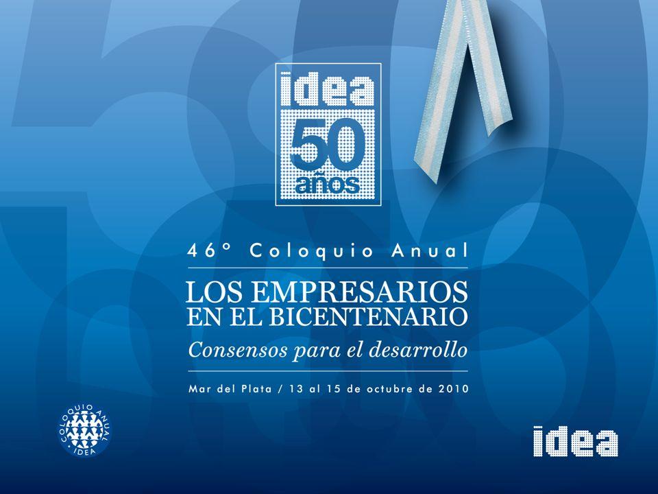 Sesión Plenaria: Creación de Valor y Distribución del Ingreso en la Argentina.